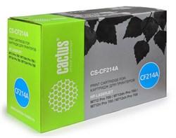 Лазерный картридж Cactus CS-CF214AR (HP 14A) черный для HP LaserJet M712 Pro 700, M712dn Pro 700, M712n Pro 700, M712xh Pro 700, M725, M725dn (CF066A), M725f (CF067A), M725z (CF068A), M725z+ MFP (CF069A) (10'000 стр.) - фото 7368