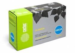 Лазерный картридж Cactus CS-Q5952AR (HP 643A) желтый для HP Color LaserJet 4700, 4700DN, 4700DTN, 4700HDN, 4700N, 4700PH Plus (10'000 стр.) - фото 7376