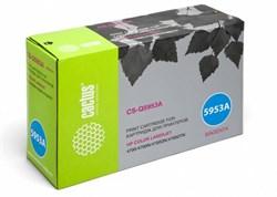 Лазерный картридж Cactus CS-Q5953AR (HP 643A) пурпурный для HP Color LaserJet 4700, 4700DN, 4700DTN, 4700HDN, 4700N, 4700PH Plus (10'000 стр.) - фото 7390