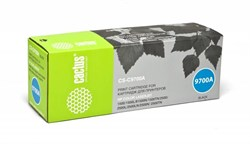Лазерный картридж Cactus CS-C9700A (HP 121A) черный для HP Color LaserJet 1500, 1500L, 1500Lxi, 1500N, 1500TN, 2500, 2500L (5'000 стр.) - фото 7454