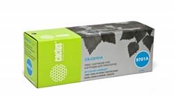 Лазерный картридж Cactus CS-C9701A (HP 121A) голубой для HP Color LaserJet 1500, 1500l, 1500lxi, 1500n, 1500tn, 2500, 2500l (4'000 стр.) - фото 7458