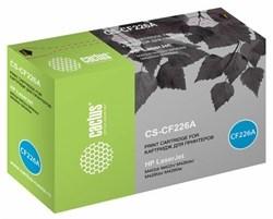 Лазерный картридж Cactus CS-CF226A (HP 26A) черный для HP LaserJet M402d Pro, M402dn Pro, M402dne Pro, M402dw Pro, M402n Pro, M426dw Pro, M426fdn Pro, M426fdw Pro (3'100 стр.) - фото 7534
