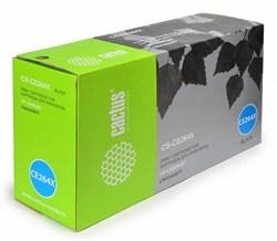 Лазерный картридж Cactus CS-CE264X (HP 646X) черный увеличенной емкости для HP Color LaserJet CM4540 MFP, CM4540f MFP, CM4540fskm MFP (17'000 стр.) - фото 7594