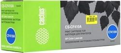 Лазерный картридж Cactus CS-CF410A (HP 410A) черный для HP Color LaserJet M377, M377dw, M452 Pro, M452dn Pro, M477, M477fdn, M477fdw (2'300 стр.) - фото 7665