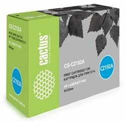 Лазерный картридж Cactus CS-CZ192A (HP 93A) черный для HP LaserJet M435 Pro, M435nw Pro, M701 Pro, M701a Pro, M701n Pro, M706 Pro, M706n Pro (12'000 стр.) - фото 7727