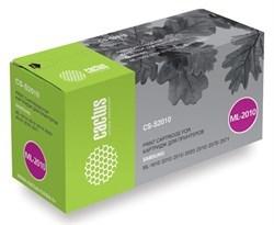 Лазерный картридж Cactus CS-S2010 (ML-2010D3) черный для Samsung ML1615, 2010, 2010p, 2010r, 2015, 2510, 2570, 2571, 2571n (3'000 стр.) - фото 7899