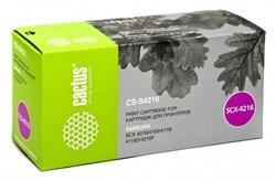 Лазерный картридж Cactus CS-S4216 (SCX-4216D3) черный для Samsung SCX4016, 4116, 4216, 4216f; SF560, 565, 565P, 750, 755, 755p (3'000 стр.) - фото 7904