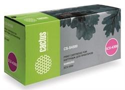 Лазерный картридж Cactus CS-S4300 (MLT-D109S) черный для Samsung SCX4300 (2'000 стр.) - фото 7908