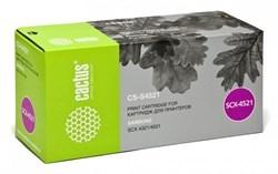 Лазерный картридж Cactus CS-S4521 (SCX-4521D3) черный для Samsung SCX4321, 4521, 4521f, 4521fg (3'000 стр.) - фото 7912