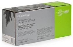 Лазерный картридж Cactus CS-Cartridge T (Cartridge T) черный для Canon Fax L170 Faxphone, L380, L380s i-Sensys, L390 i-Sensys, L400; imageClass D320, D340, D383; Laser Class 310, 510; PC D320, D340 (3'500 стр.) - фото 8094
