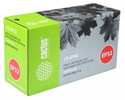 Лазерный картридж Cactus CS-EP32 (1561A003) черный для Canon LBP 32, 32X, 470, 1000, 1310 (5'000 стр.) - фото 8127