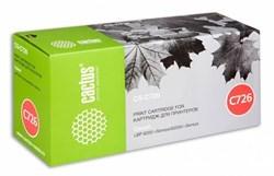 Лазерный картридж Cactus CS-C726 (Cartridge 726) черный для Canon LBP 6200 i-Sensys, 6200d i-Sensys, 6200dw i-Sensys, 6230dw i-Sensys (2'100 стр.) - фото 8161