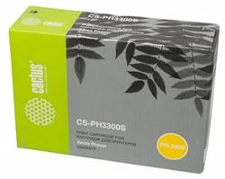 Лазерный картридж Cactus CS-PH3300S (106R01411) черный для Xerox Phaser 3300, 3300mfp (4'000 стр.) - фото 8262