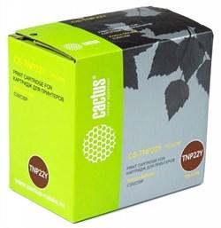 Лазерный картридж Cactus CS-TNP22Y (TNP-22Y) желтый для принтеров Konica Minolta C35, C35P (6'000 стр.) - фото 8274