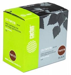 Лазерный картридж Cactus CS-TNP27B (TNP-27K) черный для принтеров Konica Minolta C25 (6'000 стр.) - фото 8277