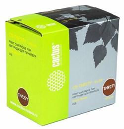 Лазерный картридж Cactus CS-TNP27Y (TNP-27Y) желтый для принтеров Konica Minolta C25 (6'000 стр.) - фото 8281