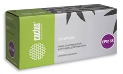 Лазерный картридж Cactus CS-EPS167 (S050167) черный для принтеров Epson EPL 6200, EPL 6200l, EPL 6200n, LP 1400, LP 2500 (3'000 стр.) - фото 8318