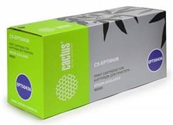Лазерный картридж Cactus CS-EPT50436 (S050436) черный для принтеров Epson AcuLaser M2000, M2000d (3'500 стр.) - фото 8322