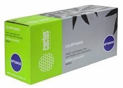 Лазерный картридж Cactus CS-EPT50435 (C13S050435) черный для принтеров Epson AcuLaser M2000, M2000D (8'000 стр.) - фото 8323