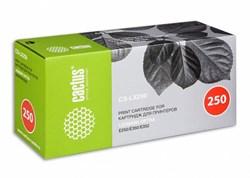 Лазерный картридж Cactus CS-LX250 (E250A11E) черный для принтеров Lexmark Optra E250, E250d, E250dn, E350, E350d, E350dn, E352 (3'500 стр.) - фото 8333
