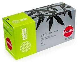 Лазерный картридж Cactus CS-O710BK (44318608) черный для принтеров Oki C710, С711 (11'000 стр.) - фото 8355