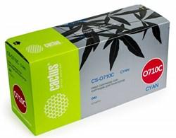 Лазерный картридж Cactus CS-O710C (44318607) голубой для принтеров OKI C710, С711 (11'500 стр.) - фото 8356