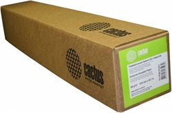 """Бумага универсальная Cactus Eco CS-LFP80-610457E 24""""(A1) 610мм-45м, 80г/м2, втулка: 50.8мм (2"""") - фото 8388"""
