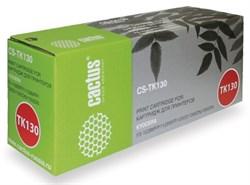 Лазерный картридж Cactus CS-TK130 (Mita TK-130) черный для принтеров Kyocera Mita FS 1028, 1028MFP, 1128, 1128MFP, 1300, 1300DN, 1350, 1350DN (7'200 стр.) - фото 8447