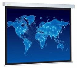 """Экран Cactus Wallscreen CS-PSW-149x265 124"""" 16:9 настенно-потолочный белый (149x265 см.) - фото 8455"""