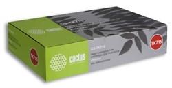 Лазерный картридж Cactus CS-TK715 (TK-715) черный для принтеров Kyocera Mita KM: 3050, 4050, 5050, Utax: CD1230, CD1240, CD1250 (34'000 стр.) - фото 8456