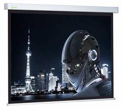 """Экран Cactus Wallscreen CS-PSW-127X127 73"""" 1:1 настенно-потолочный белый (127x127 см.) - фото 8485"""