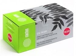 Лазерный картридж Cactus CS-TK320 (TK-320) черный для принтеров Kyocera Mita FS 3900, 3900dn, 3900dtn, 4000, 4000dn, 4000dtn (15'000 стр.) - фото 8502