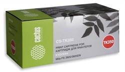 Лазерный картридж Cactus CS-TK350 (TK-350) черный для принтеров Kyocera Mita FS 3040, 3040 MFP, 3040 MFP+, 3140, 3140 MFP, 3140 MFP+, 3540, 3540 MFP, 3640, 3640 MFP, 3920, 3920dn (15'000 стр.) - фото 8511