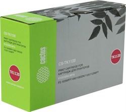 Лазерный картридж Cactus CS-TK1120BK (TK-1120) черный для принтеров Kyocera Mita FS 1025 MFP, 1060, 1060dn, 1125, 1125 MFP (3'000 стр.) - фото 8526