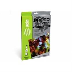 Фотобумага Cactus CS-GA418050E A4, 180г/м2, 50л, белая глянцевая для струйной печати - фото 8533