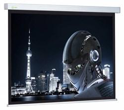 """Экран Cactus Wallscreen CS-PSW-128x170 87"""" 4:3 настенно-потолочный белый (128x170 см.) - фото 8540"""