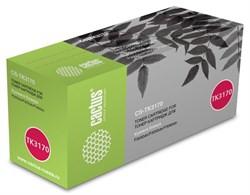 Лазерный картридж Cactus CS-TK3170 (TK-3170 Bk) черный для Kyocera Ecosys P3050dn, P3055dn, P3060dn (15'500 стр.) - фото 8618