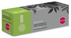 Лазерный картридж Cactus CS-TK1150 (TK-1150) черный для Kyocera Mita Ecosys M2135dn, M2635dn, M2635dw, M2735dw, P2235d, P2235dn (3'000 стр.) - фото 8687