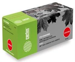 Лазерный картридж Cactus CS-C040HBK (Cartridge 040H) черный увеличенной емкости для Canon LBP 710cx i-Sensys, 712cx i-Sensys (12'500 стр.) - фото 8694