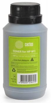 Тонер Cactus CS-THP10-55 черный для картриджаHP CF218Aи его аналогаCactus CS-CF218A (флакон 55 гр.) - фото 8793