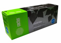 Лазерный картридж Cactus CS-CE740AV (HP 307A) черный для HP Color LaserJet CP5220, CP5221, CP5221dn, CP5221n, CP5223, CP5223dn, CP5223n, CP5225dn, CP5225n, CP5225xh, CP5227, CP5227dn, CP5227n, CP5229 (7'000 стр.) - фото 8906