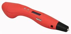 Ручка 3D Cactus CS-3D-PEN-E-RD PLA ABS LCD красный - фото 8933