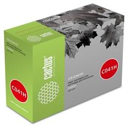 Лазерный картридж Cactus CS-C041H (Cartridge 041H) черный увеличенной емкости для Canon LBP 312x; MF522x, 525x (20'000 стр.) - фото 9007
