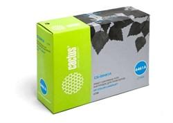 Лазерный картридж Cactus CS-Q6461AR (HP 644A) голубой для HP Color LaserJet 4730, 4730 MFP, 4730x MFP, 4730xm MFP, 4730xs MFP, CM4730, CM4730f, CM4730fm, CM4730fsk, CM4730 MFP, CM4753 MFP (12'000 стр.) - фото 9033