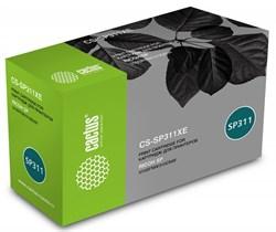 Лазерный картридж Cactus CS-SP311XE (SP 311XE) черный для Ricoh Aficio SP 311DN, SP 311DNw, SP 311N, SP 311SFN, SP 311SFNw, SP 325DNw, SP 325SFNw, SP 325SNw (6'400 стр.) - фото 9069