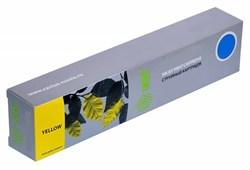 Струйный картридж Cactus CS-F6T83AE (HP 973X) желтый увеличенной емкости для HP PageWide Pro 452dw, Pro 477dw (110 мл) - фото 9071
