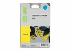 Струйный картридж Cactus CS-F6U18AE (HP 953XL) желтый увеличенной емкости для HP OfficeJet 7720 Pro, 7730 Pro, 7740 Pro, 8210 Pro, 8218 Pro, 8710 Pro, 8715 Pro, 8716 Pro, 8720 Pro, 8725 Pro, 8728 Pro, 8730 Pro, 8740 Pro (26 мл.) - фото 9148
