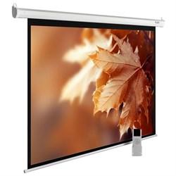 """Экран Cactus MotoExpert CS-PSME-300X188-WT 141"""" 16:10 настенно-потолочный белый, моторизованный привод (300x188 см.) - фото 9169"""