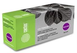 Лазерный картридж Cactus CS-TN423BK (TN-423BK) черный для Brother DCP L8410cdw; HL L8260cdw, L8360cdw; MFC L8690cdw, L8900cdw (6'500 стр.) - фото 9235