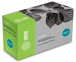 Лазерный картридж Cactus CS-SP377 (SP 377HE) черный для Ricoh Aficio SP 377DNwX, 377SFNwX (6'400 стр.) - фото 9239